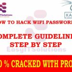 How to hack wifi password WPA2 wifi password crack step by