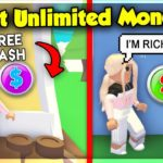 NEW Spawn ANY AMMOUNT of BUCKS in Adopt Me Unlimited Cash