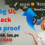 PUBG UC HACK PUBG UC HACK 2020 100 WORKED WITH PROOF