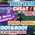 PUBGM 0.18 CheatHack FULL TUTORIAL LD PUBGM 7.0 Injector