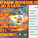 UPDATE APK MOD RANK BOOSTER MOBILE LEGENDS PATCH LUO YI 1.4.77