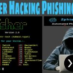 ZPhisher Phishing Hacking Tools By Termux Non-Rooted Device