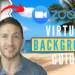 Zoom Virtual Background Without Green Screen Tutorial for