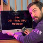 2011 iMac GPU Upgrade Now with Brightness and Boot menu –