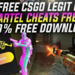 BEST FREE CSGO LEGIT CHEAT CARTELCHEATS REVIEW + DOWNLOAD