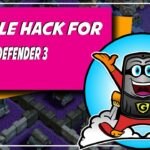 Defender 3 Hack Tool – Cheats For Free Crystals