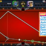 Hack 8 Ball Pool No Root – Long Line + Auto Win + Alone World