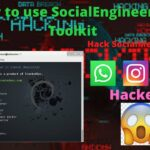 How to Use SocialEngineering Toolkit – Practical