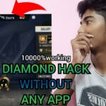 How to hack free fire Diamond without any app free fire free