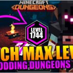 Insane Minecraft Dungeons Level Up Hack (Cheat Engine) – Mod