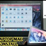 Mac OS For Government Laptop (E41-25) Laptop how to install