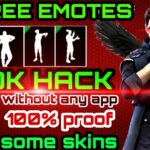 freefire alok😎 and emote hack in tamil 2020100 working hack