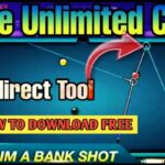 8 Ball Pool indirect Guidelines Tool Free unlimited longline