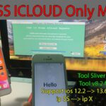 Bypass icloud only Macos tool sliver v4.5 V8.2 for Window
