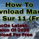Download macOS big sur 11 mac os latest version 2020 How To