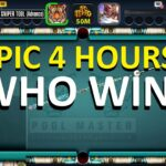EPIC 4 HOURS GAME WHO DO YOU THINK WIN THE GAME? WATCH UNTIL