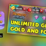 How to Hack Monster Legends Monster 99,999 Gems Golds –