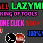 How to Install and Use Lazymux Tool in Termux The King of