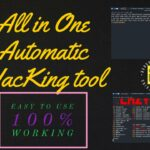 LAZY Script Fully automated All in one hacking tool kali