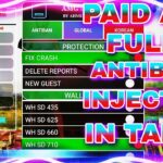 PUBG MOBILE INJECTOR HACKING PAID APK CRACKED FOR FREE IN TAMIL
