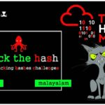 crack the hash TryHackMe challenge in malayalam by Learn2Hack