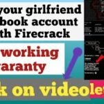 (💥live proof) how to hack FB account with Fire crack 🔥how
