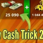 8 Ball Pool Cash Trick 2020 8 Ball Pool New Update Version