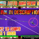 8 Ball Pool New Auto Aim Tool New Guideline Tool Make 1B