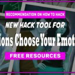 Fictions Choose Your Emotions Free Diamonds And Stars Hack Tool