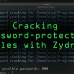 How Hackers Use Zydra to Crack Password-Protected Files