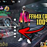 NEW MOD MENU VIP MOD FFH4X CRACKED UPDATED FREE FIRE HACK