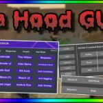 NEW + WORKING ROBLOX Da Hood GUI HoodShark V5 Kill All