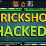 TRICK SHOT HACKED IN 8 BALL POOL? EASY INDIRECT SHOT, BANK SHOT
