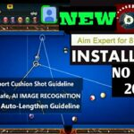 8Ball Pool Hack No ROOT (AIMING EXPERT FOR 8 Ball Pool)