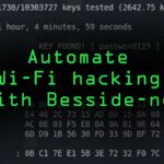 How Hackers Hack Wi-Fi Automatically Using Besside-ng