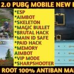 How to hack pubg mobile best hack best aimbot