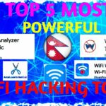 (NEPALI)ANDROID TOP 5 POWERFUL HACKING TOOL