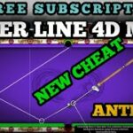 SUPER LINE 4D MOD FOR 8 BALL POOL 😍 ANTI BAN FREE