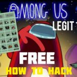 how to use hack tools among us