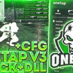 onetap v3 cracked ✅ dll + injector ✅ free hack cs go ✅