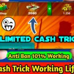 8 ball pool Life Time Free Cash Trick – Without Hack and Cheat