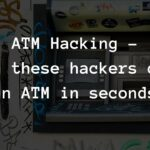 ATM HACKING : Watch these hackers crack an ATM in seconds