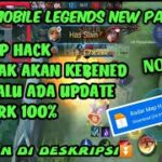 CHEAT MOBILE LEGENDS PART 2 MAP HACK ANTI BENED WORK 100
