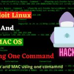 Exploit Linux and MAC OS Using 1 command Hack Linux and MAC