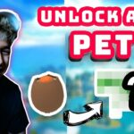 HOW TO UNLOCK ANY PET on ADOPT ME (TIKTOK VIRAL HACK TEST) 🍡