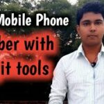 Hack mobile phones Hack mobile phone with 4 digits tools hacking