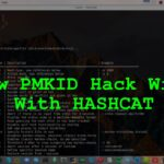 Hack wifi with PMKID using hashcat