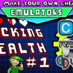 How To Make Your Own Cheats For Emulators with Cheat Engine