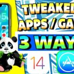 NEW Get Install TWEAKED APPS AND GAMES for FREE (NO
