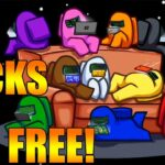 NEW How to get HACKS on Among Us for FREE